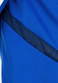 adidas Performance - TIRO 19 SWEATSHIRT - Sports shirt - bold blue / dark blue / white - 2