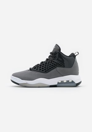 MAXIN 200 - Sneakers high - dark smoke grey/white/smoke grey