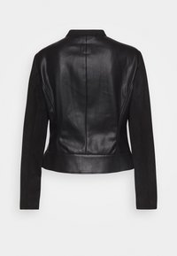 Betty & Co - Faux leather jacket - black - 1