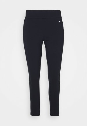 LEA PULL ON GOLF PANT - Trousers - navy