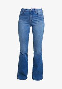 Dr.Denim - SONIQ - Bootcut jeans - laguna blue - 4