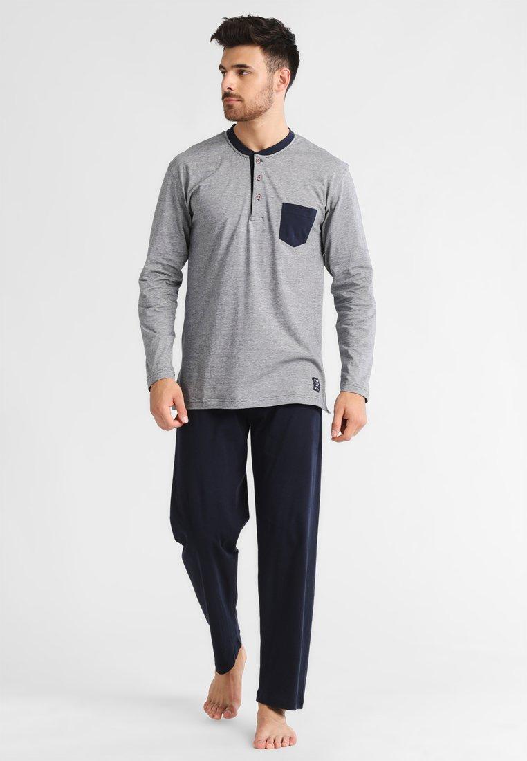 Ceceba Set - Pyjamas Navy Blaze/mørkeblå