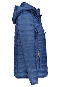 Esprit - DAMEN MIT KAPUZE - Winter jacket - blau (51) - 1