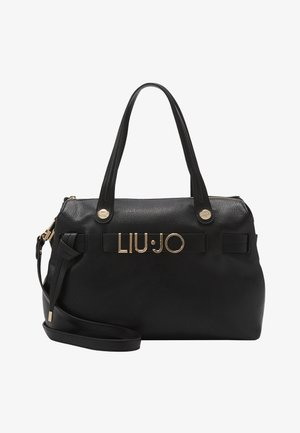 SATCHEL NERO - Bolso shopping - nero