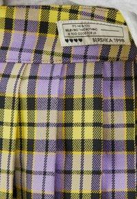 Bershka - Plisovaná sukně - mauve - 5