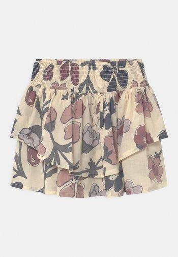 LULU - Mini skirt - powder puff