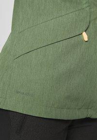 Vaude - ROSEMOOR - Hardshell jacket - cedar wood - 7