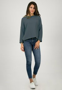 one more story - SOFT  - Blouse - puritan grey - 1