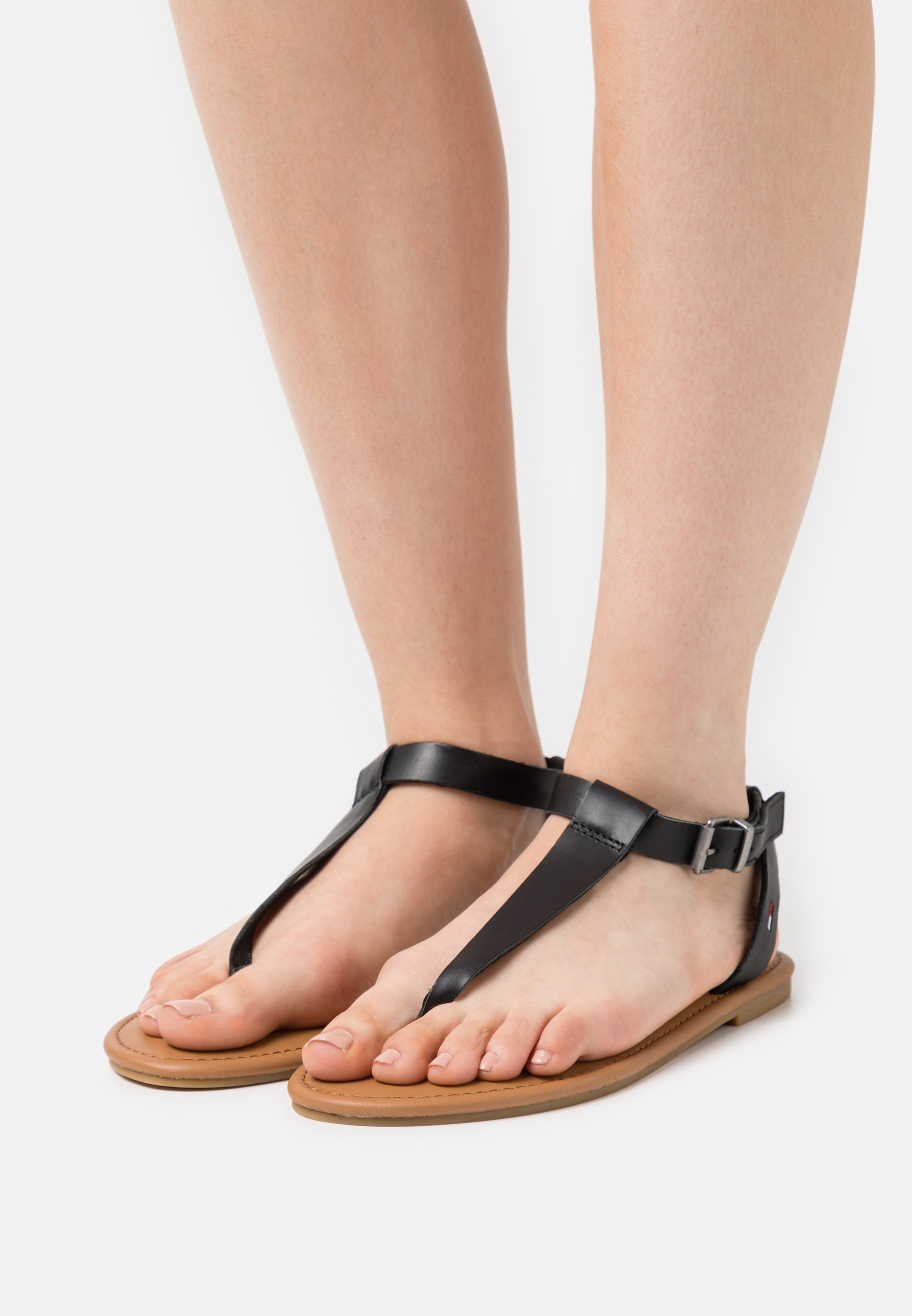 Women ESSENTIAL TOE POST FLAT  - T-bar sandals