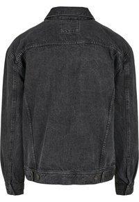 Urban Classics - Denim jacket - black stone washed - 1