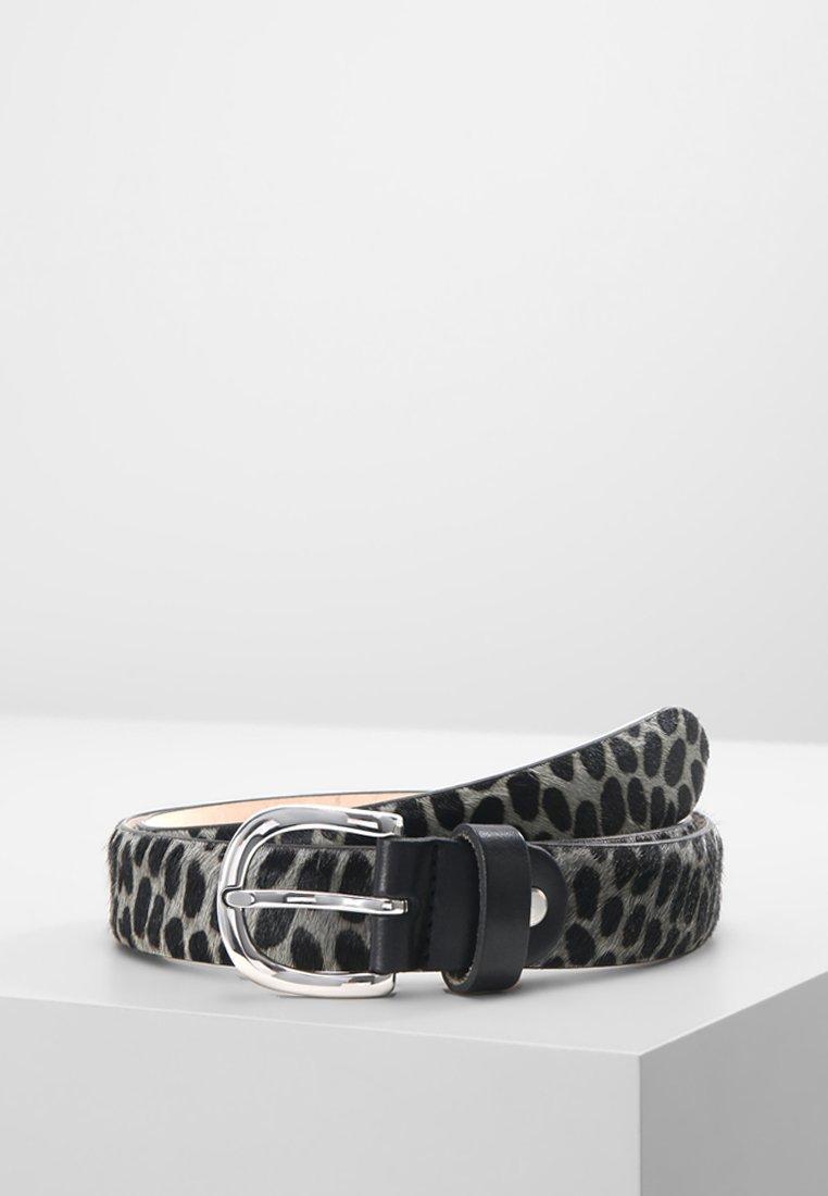 Vanzetti - Belt - grau animal