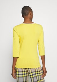 WEEKEND MaxMara - MULTIA - Long sleeved top - gelb