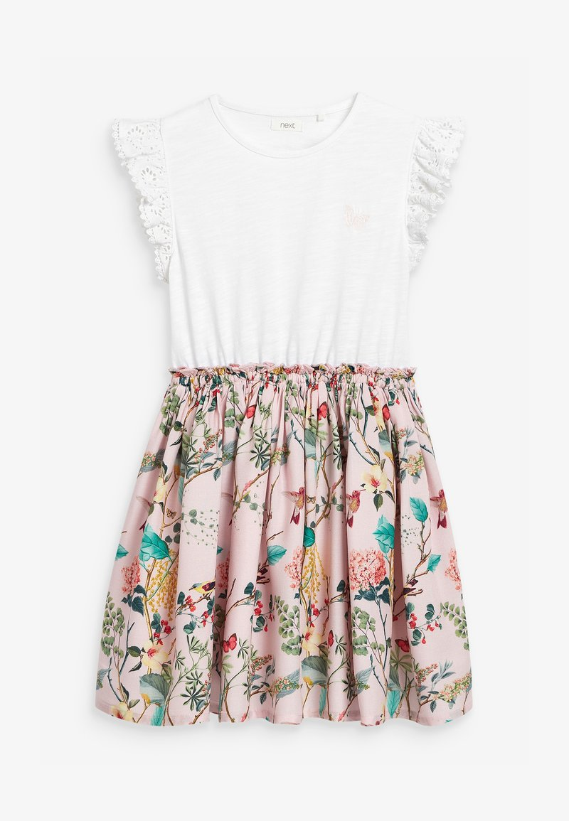 Next - Day dress - pink