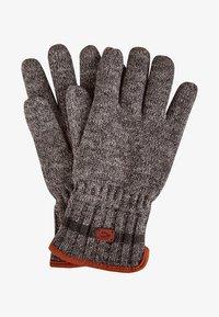 camel active - Gloves - grey - 0