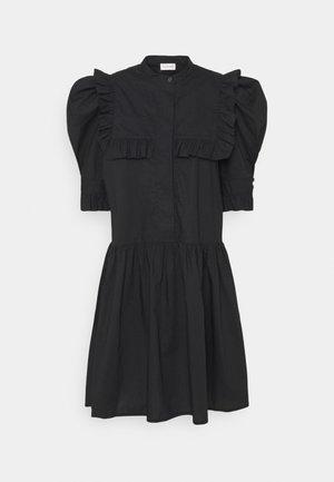 FLOIA - Shirt dress - black
