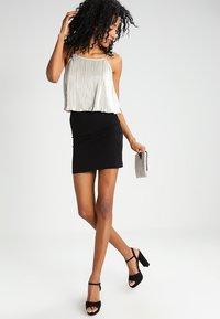 Modström - TUTTI - Mini skirts  - black - 2