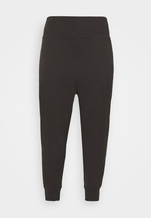 EXHALE PLUS SIZE - Tracksuit bottoms - after dark