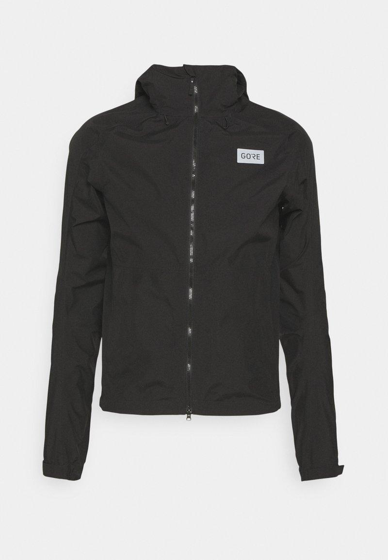 Gore Wear - ENDURE JACKET MENS - Veste Hardshell - black