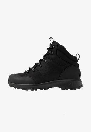 EMMETT BOOT MID - Lace-up ankle boots - black