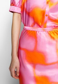 CECILIE copenhagen - GYRITH - A-line skirt - tangerine - 5