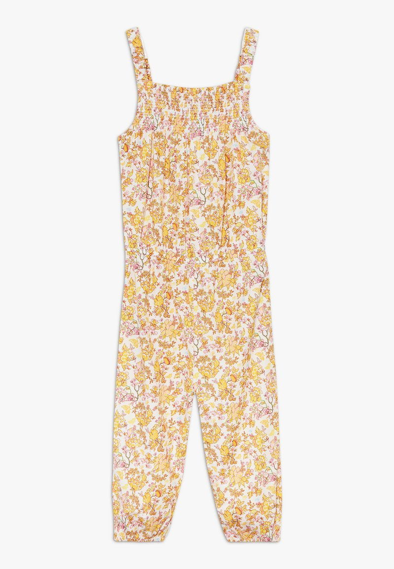 Name it - NKFVULI KNICKERS PLAYSUIT  - Overal - aspen gold