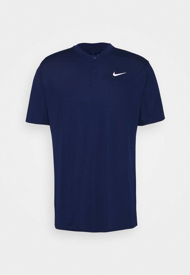 DRY VICTORY - T-shirt de sport - blue void/white