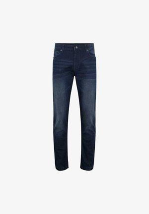 CASBIAN  - Jeans slim fit - dk. indigo