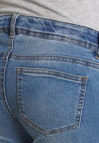 MAMALICIOUS - MLONO - Jeans Skinny Fit - light blue denim washed - 2