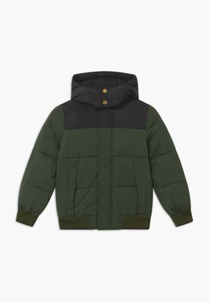 Winter jacket - military