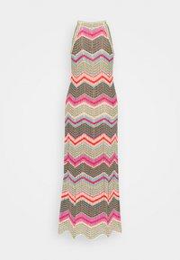 M Missoni - ABITO LUNGO SENZA MANICHE - Jumper dress - multi coloured - 6