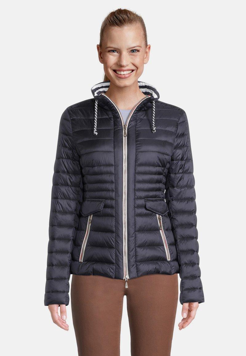 Gil Bret - GIL BRET STEPPJACKE MIT KUNSTDAUNE - Winter jacket - donkerblauw