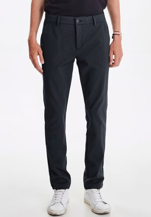PHILIP  - Trousers - navy