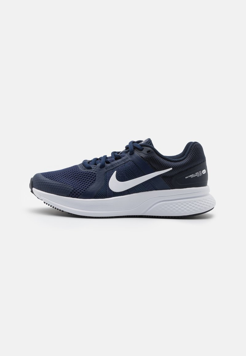 Nike Performance - RUN SWIFT 2 - Zapatillas de running neutras - midnight navy/white/obsidian