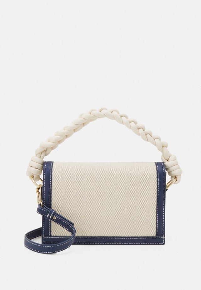 SHOULDER BAG - Handtasche - midnight blue