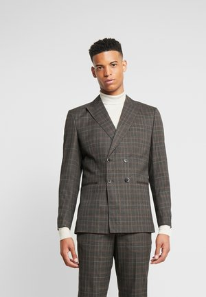 JPRLUCAS - Suit jacket - dark grey