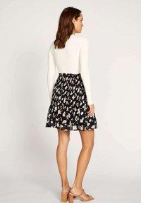 Kookai - A-line skirt - noir - 1