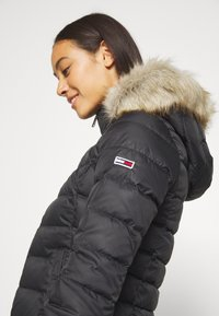 Tommy Jeans - BASIC HOODED JACKET - Down jacket - black - 5