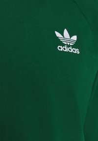 adidas Originals - 3 STRIPES UNISEX - Long sleeved top - dark green - 2