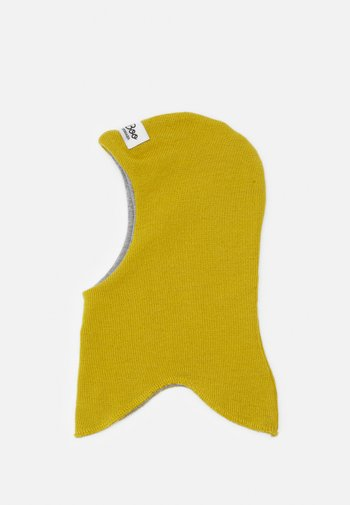 BALACLAVA UNISEX - Beanie - mustard