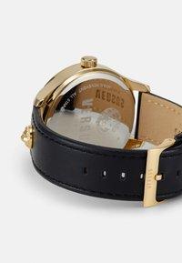 Versus Versace - REALE - Hodinky - black/gold-coloured - 1