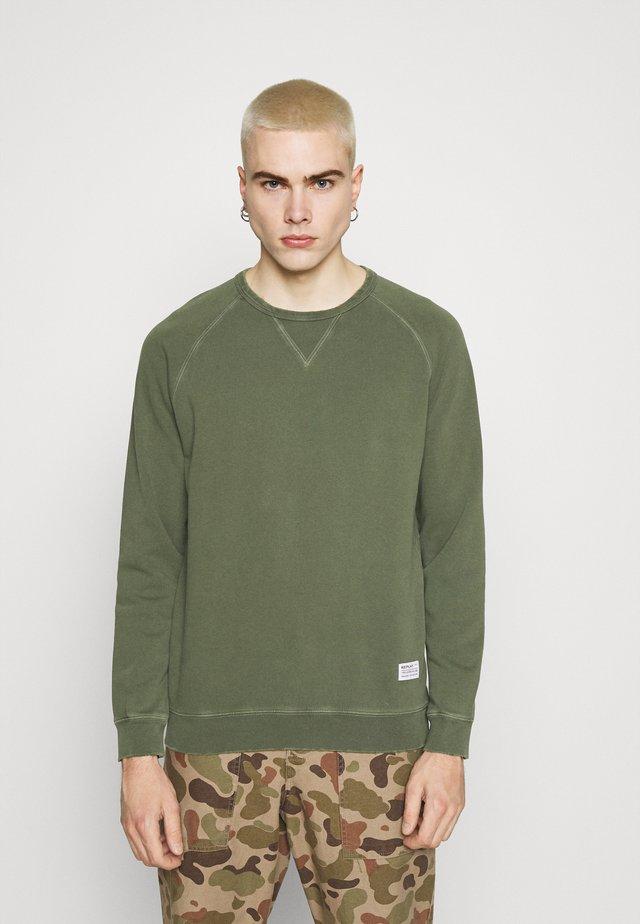 AGED - Sweatshirt - dark military