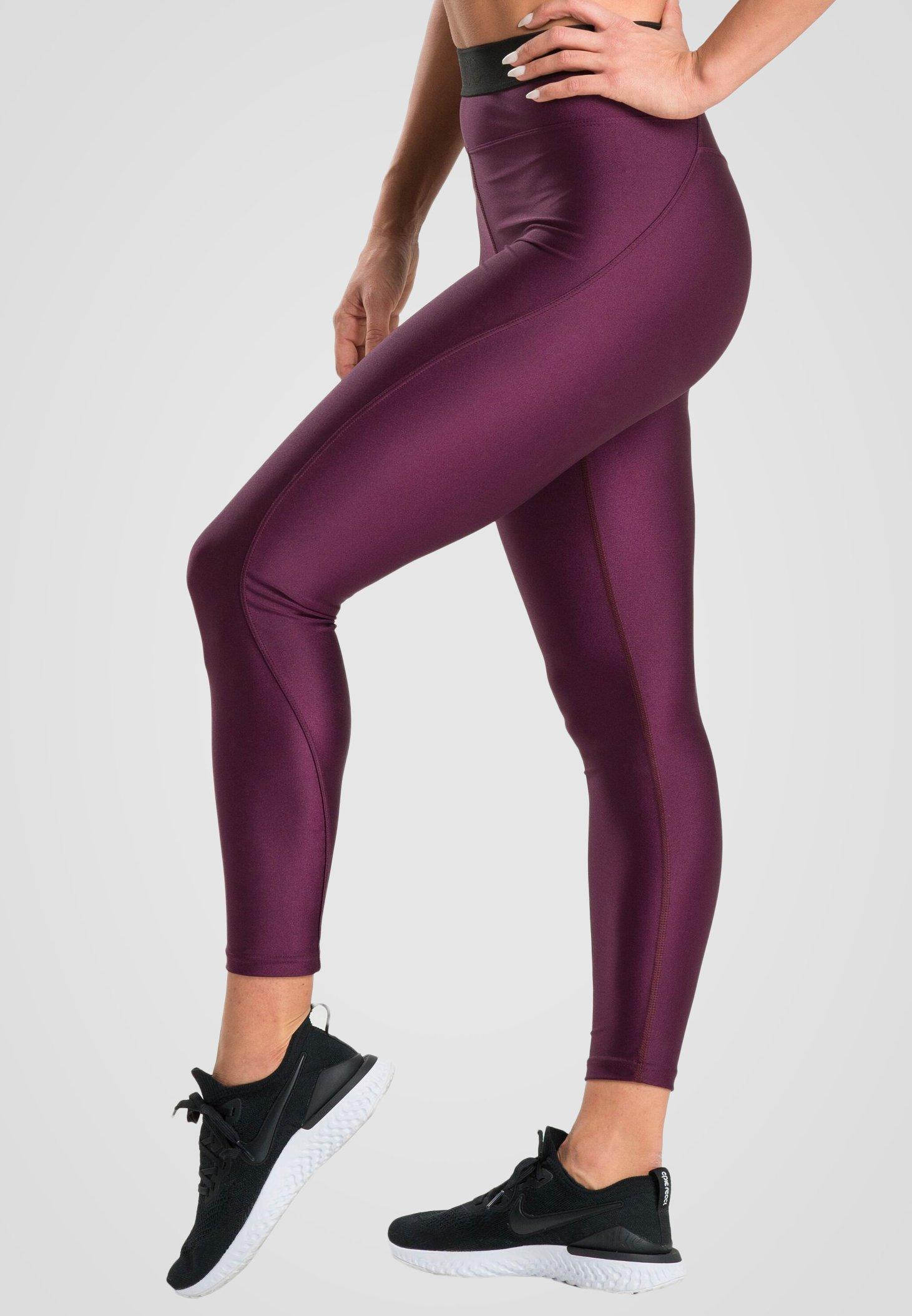 Zoe Leggings SHINE ROYAL - Leggings - purple ff1oS