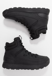 Lacoste - URBAN BREAKER - High-top trainers - black - 1