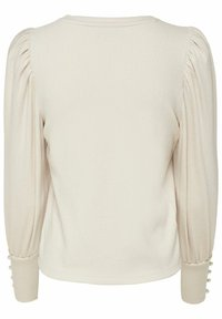ONLY - Long sleeved top - ecru - 1