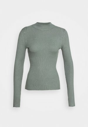 Sweter - light olive