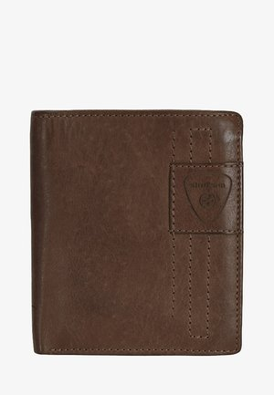 UPMINSTER - Wallet - dark brown