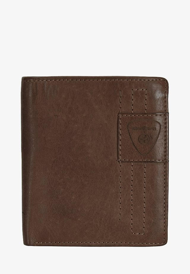 UPMINSTER - Monedero - dark brown