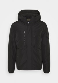 Jack & Jones - JJFERGUS JACKET - Regenjas - black - 4