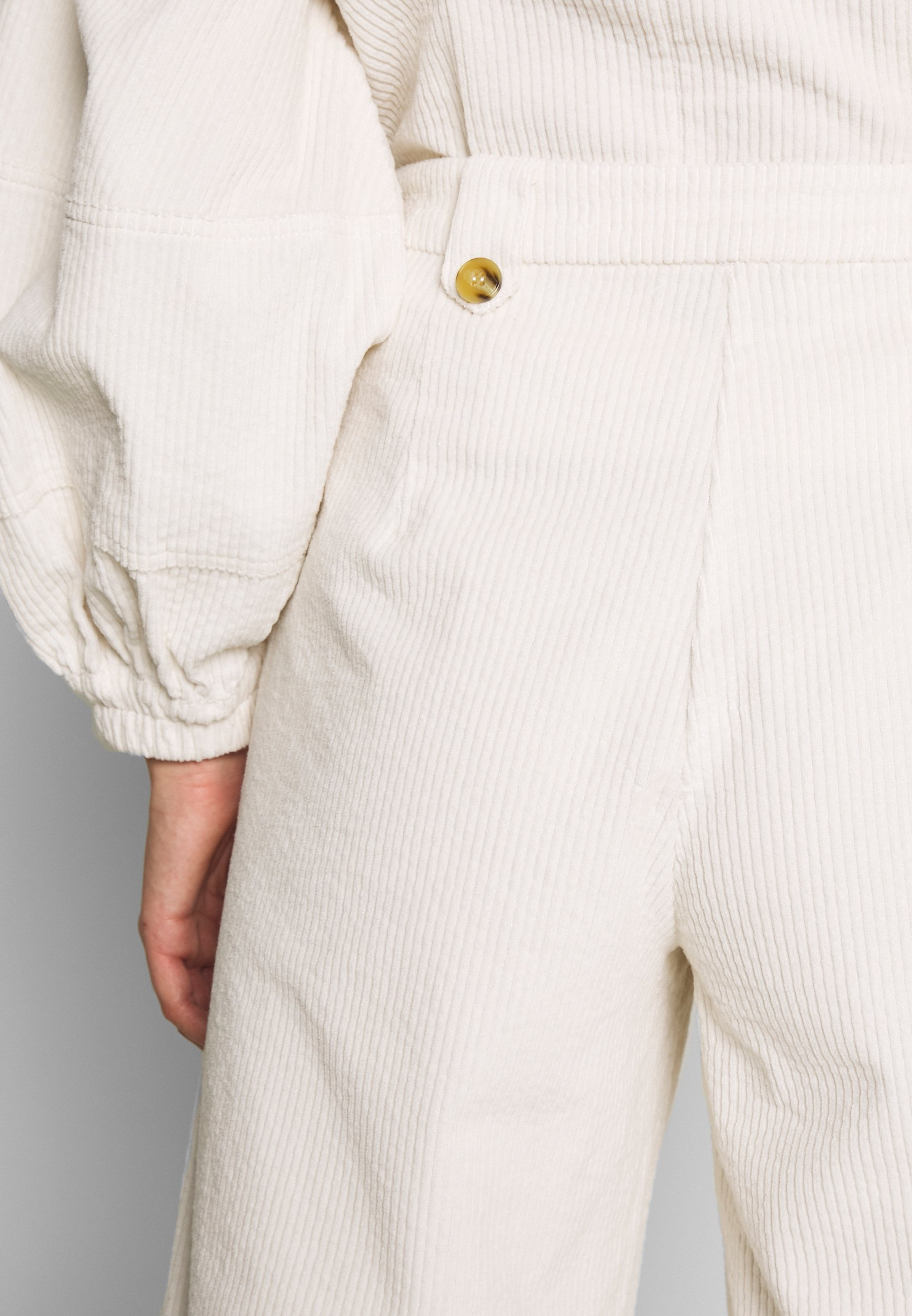JUST FEMALE TIRSA TROUSERS - Pantalon classique - jet stream