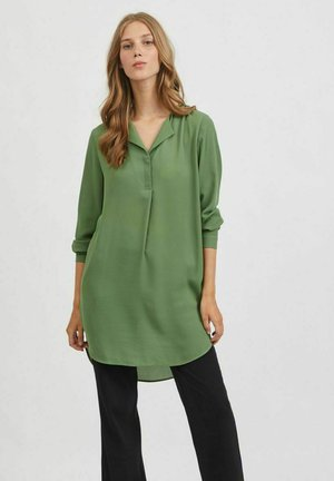 VILUCY  - Tunic - vineyard green